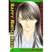 Happy Hustle High: v. 4 by Rie Takada