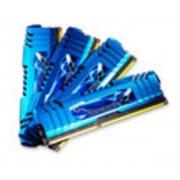 G.Skill RipJaws Z Series 16 Go (4 x 4 Go) DDR3 2133 MHz CL10, Kit Quad Channel DDR3 PC3-17000 F3-2133C10Q-16GZM