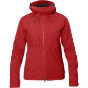 FjallRaven Abisko Lite Jacket W - Red - Freizeitjacken XXS