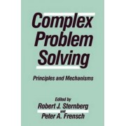 Complex Problem Solving by Robert J. Sternberg