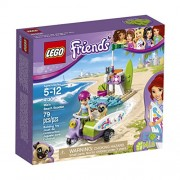 LEGO Friends Mia's Beach Scooter 41306 Building Kit