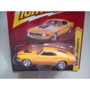 Johnny Lightning Forever R14 1970 Ford Mustang Boss 429