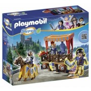 Playmobil 6695 Super 4 Koningstribune Met Alex