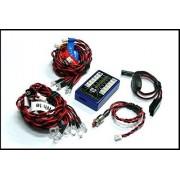 Sellify NEW 12-LED RC Car Flashing LED Light System L. E. D. flash