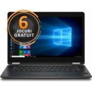 Ultrabook Dell Latitude E7470 Intel Core Skylake i7-6600U 256GB 8GB Win10Pro FHD Bonus Pachet 6 jocuri cadou