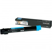 LEXMARK Cartridge for X95x - 22 000 pages, Cyan (X950X2CG)
