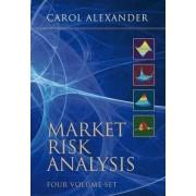 Market Risk Analysis by Carol Alexander