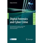 Digital Forensics and Cyber Crime by Sanjay Goel