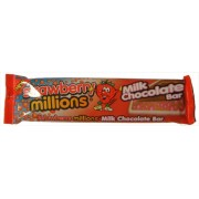 Millions Strawberry Chocolate Bar 45G
