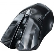 Mouse Wireless Tracer Battle Heroes Moro RF NANO (Negru)