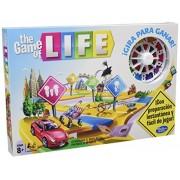 Hasbro Gaming - Juego en familia Game Of Life (04000546)