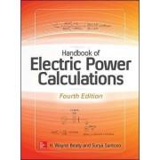 Handbook of Electric Power Calculations by H. Wayne Beaty
