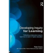 Developing Inquiry for Learning by Peter Ovens