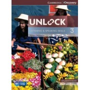 Unlock Level 3 Listening and Speaking Skills Student's Book and Online Workbook by Sabina Ostrowska