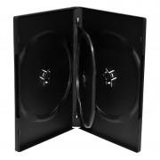 MediaRange Caja DVD p/3 discos Pack 5 uds