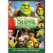 Shrek Forever After [Reino Unido] [DVD]