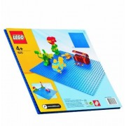 Lego Bricks & More 620 - Plaque De Base Bleue
