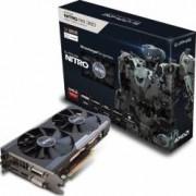 Placa video Sapphire Radeon R9 380 Nitro OC 4GB DDR5 256Bit cu placa spate