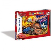 Clementoni Cars - Spy World Puzzle (250 Piece)