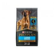 Purina Pro Plan Focus Adult Large Breed Formula Dry Dog Food, 34-lb bag