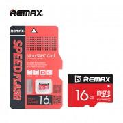 Card memorie Remax MicroSDHC 16GB Clasa 10 Blister