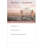 Frontiers of Justice by Martha C. Nussbaum