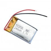Factory Outlet 5pcs/lot 3.7v 240mAh 30C LiPo Battery SH 6020 Mini 3CH Helicopter Free shipping