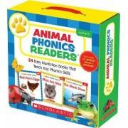 Animal Phonics Readers by Liza Charlesworth