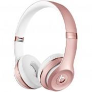 Casti Beats audio cu banda Solo 3 by Dr. Dre Wireless Rose Gold