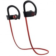 Earfly Bluetooth Headphones V 4.1 Wireless Stereo Bluetooth Earphones In-Ear Sport Running Earbuds Built in MIC with Noi