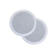 Badkameraudio Aquasound Jive Plus Speakers Inbouw Rond 18.5x6.5cm Wit