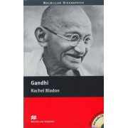 Macmillan Readers Gandhi Pre-intermediate Reader with CD by Rachel Bladon