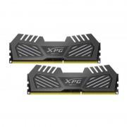 Memorie ADATA XPG V2 Tungsten Grey 16GB DDR3 2400MHz Dual Channel CL11