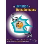 An Invitation to Biomathematics by Raina Stefanova Robeva