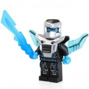 Идентифицирана минифигурка Лего Серия 15 Лазерен меч - Lego series 15 - Laser mech, 71011-11