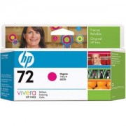 HP 72 (C9372A) 130 ml Magenta Ink Cartridge with Vivera Ink