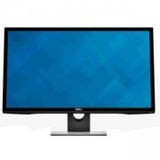 Монитор Dell U2717D, 27 инча, LED IPS, Anti-Glare, 6ms, 2560x1440, U2717D-W