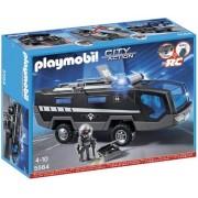 Playmobil 5564 - Mezzo Anfibio Squadra Speciale con Luci e Suoni
