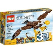 Lego Creator 31004 Fierce Flyer Scorpion Beaver 3in1 Set 166pc NEW in Box!! by Other Toys & Games
