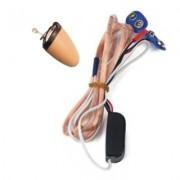 Neviditeľné sluchátko - Indukčná slučka s 9V batériami
