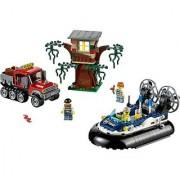 Lego Hovercraft Arrest (Multicolor)