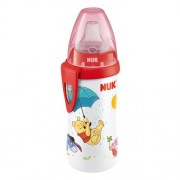 NUK DISNEY Biberon 300ml Active Cup din PP cu adaptor silicon