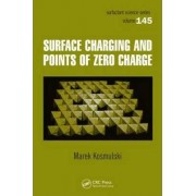 Surface Charging and Points of Zero Charge by Marek Kosmulski
