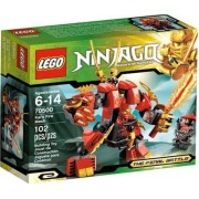 Lego Ninjago 70500 Kai's Fire Mech Robot the Final Battle Set NEW in Box!~ by Other Toys & Games