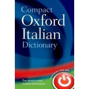 Compact Oxford Italian Dictionary by Oxford Dictionaries