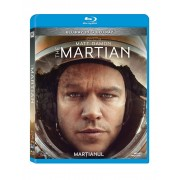 The Martian:Matt Damon - Martianul (Blu-ray 2D si Blu-ray 3D)