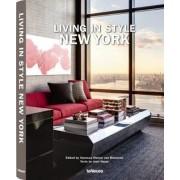 Living in Style New York by Vanessa Von Bismarck