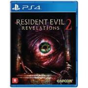 Jogo Resident Evil Revelations 2- PS4