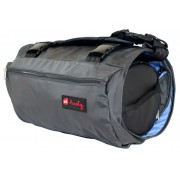 Henty Wingman Compact Torba messenger szary/fioletowy Torby Messenger Bag