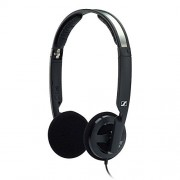 Sennheiser PX 100-II On-Ear Mini Headphone (Black)
